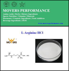 High Quality Pure Hot Sell L-Arginine HCl pictures & photos
