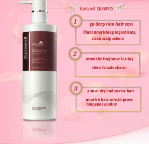 Karseell Effective Hair Shampoo for Damage Care for Anti-Dandruff pictures & photos