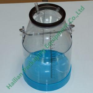 25 Liter Transparent Milk Pail Bucket with Lid pictures & photos