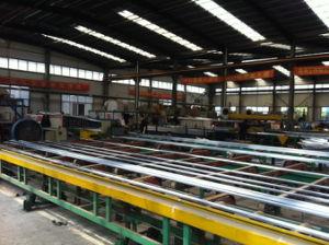 Aluminum/Aluminium Extrusion Profiles for Industrial Pump (RAL-229) pictures & photos