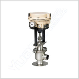Sanitary Hygienic Film Regulating Valve pictures & photos
