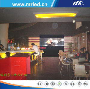 P6mm Full Color Indoor LED Display Videotron with Good Quality, Light Weight, Easy Install, Long Lifetime pictures & photos