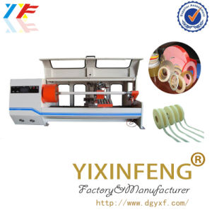 China-Adhesive-Tape-Paper-Core-Cutting-Machine