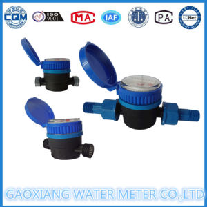 Nylon Single Jet Dry Type Water Meter Dn15-Dn25 pictures & photos
