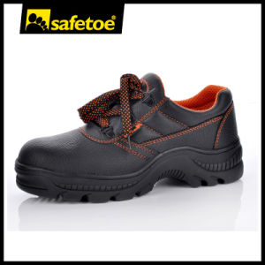 Work Land Steel Safety Shoes China Manufacturer Safety Shoes L-7006 pictures & photos