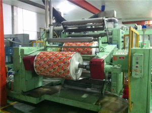 Second Hand Multi Layer CPE Cast Film Extrusion Machinery pictures & photos