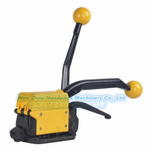 A333 Manual Buckle-Free Steel Strapping Machine pictures & photos