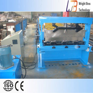 Floor Deck Roll Forming Machine pictures & photos