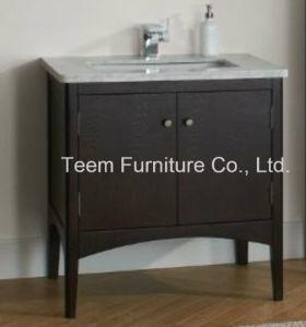 Bathroom Cabinet of Primitive Wood pictures & photos