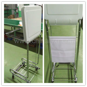 Hospital Usage Good Quality Hamper Stand pictures & photos