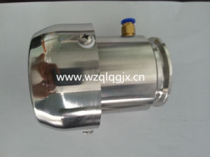 Sanitary Stainless Steel Air Explosion Proof Check Valve pictures & photos