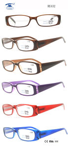 2015 The Most Beautiful New Models Colourful Reading Glass (RE432) pictures & photos