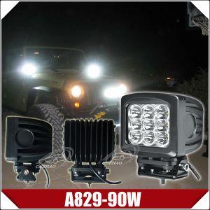 "5.3"" 90W High Power CREE Work Light (A829-90W)"