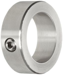 Stainless Steel Rigid Shaft Collar Coupling with Set Screw pictures & photos