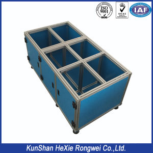 Sheet Metal Febrication Corn Bin Metal Steel Box pictures & photos