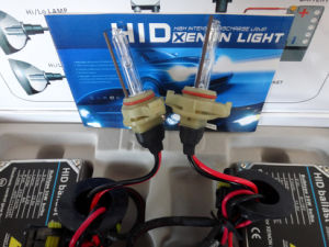 DC 24V 55W 5202 HID Lamp with Regular Ballast pictures & photos