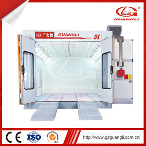 Hot Sale Cheap Car Spray Booth (GL3000-A1) pictures & photos