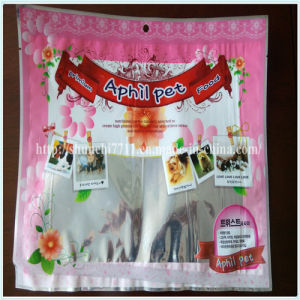 Multicolor Pet Food Plastic Packing Bags pictures & photos