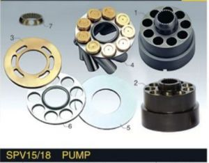 Replacement for Hydraulic Piston Pump Parts Sauer Sundstrand Spv15 pictures & photos