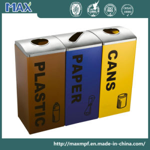 Stainless Steel Commercial Waste Bin pictures & photos