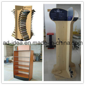 Wooden Store Display Rack/ Display for Tile Exibition Stand (MA-101) pictures & photos