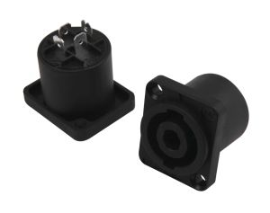 Connector Speakon and Powercon for Use in Speaker Cable and LED Equipment pictures & photos