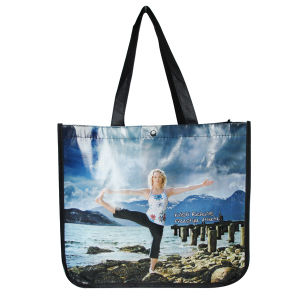 BSCI Audit Factory Recycled Tote Bags/Business Tote Bags/Tote Bag (MECO456) pictures & photos