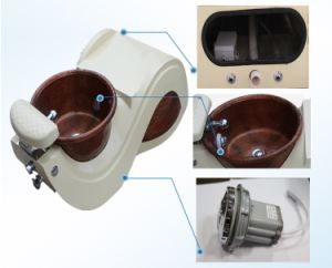 Massage Tub Health Care Product for Foot Pedicure (F026-B) pictures & photos