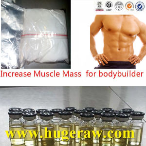 Bulking Cycle Raw Hormone Powders Steroid Drostanolone Propionate pictures & photos