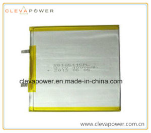 Li-Polymer Rechargeable Battery with 3.7V/4000mAh for Tablet PC