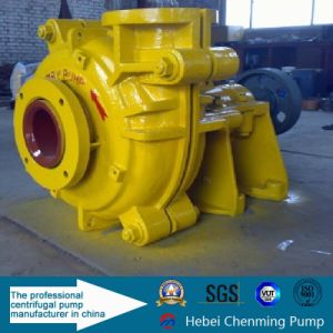 Centrifugal Sand Transfer Small Slurry Cement Pump