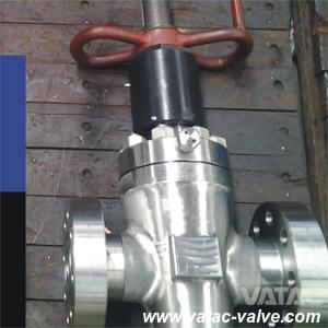 Forged Steel API 6A Gate Valve, Slab API 6A Gate Valve Manufacturer pictures & photos