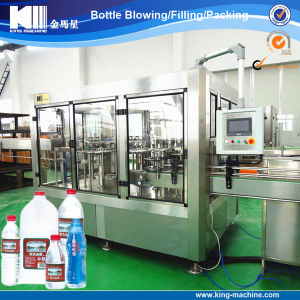 Automatic Bottled Aqua Water Filling Plant pictures & photos