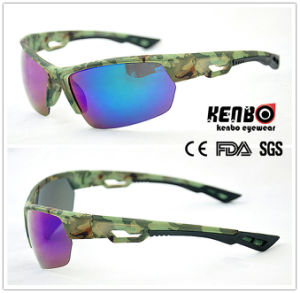 Best Selling Fashion Sports Sunglasses UV400 CE FDA Ks-Lx9975 pictures & photos