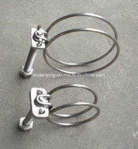 High Quality Double Wire Hose Clamp pictures & photos