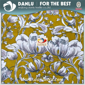 Printed Floral Chiffon Fabric for Dressmaking pictures & photos