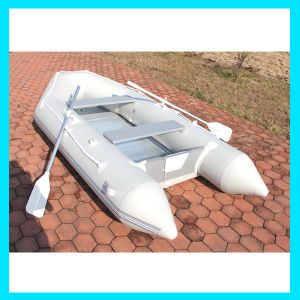 380cm Made in China PVC Folding Pontoon Boat pictures & photos