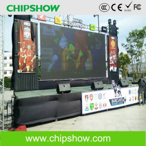 Chipshow Outdoor SMD LED Display P6 for Stage Rental pictures & photos