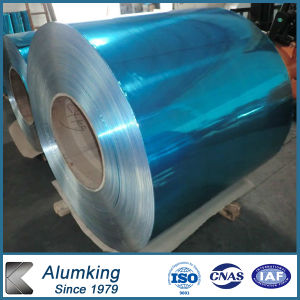 1050 Color Coated/Prepainted Aluminium Coil with PVDF pictures & photos