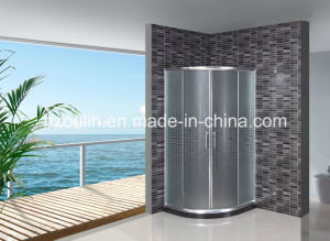 Bathroom Shower Door (AS-924 without tray) pictures & photos
