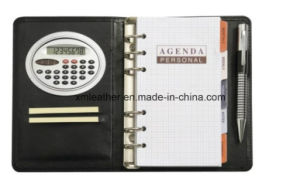 Customized A5 Personal Agenda Planner with 6 Ring Binder pictures & photos