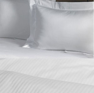 High Density Cotton Stripe Pillowcase for Star Hotel (DPFP8033) pictures & photos