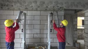 New Construction Mixer Concrete Wall Plaster Machine pictures & photos