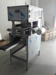 Automatic Round Hotel Soap Wrapping Machine pictures & photos