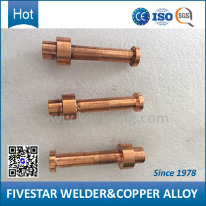 Beryllium Copper Spare Parts of Resistance Welding Machine pictures & photos