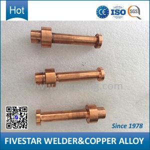Beryllium Copper Spare Parts of Resistance Welding Machine