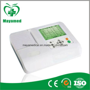 My-H004 Professional Medical Three Channel ECG Machine pictures & photos