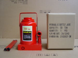 2ton Hydraulic Bottle Jack with Handle pictures & photos