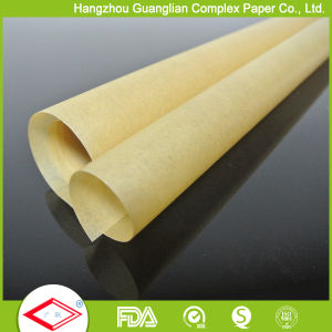 16inch by 24inch Bakery Supply Unbleached Silicone Parchment Paper pictures & photos