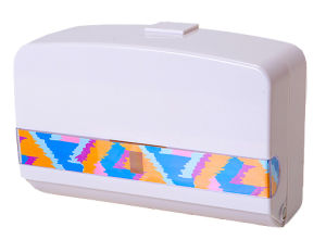 Plastic Towel Dispenser with White Colour (KW-738) pictures & photos